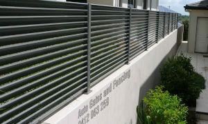 Быстро и просто: Забор из сайдинга